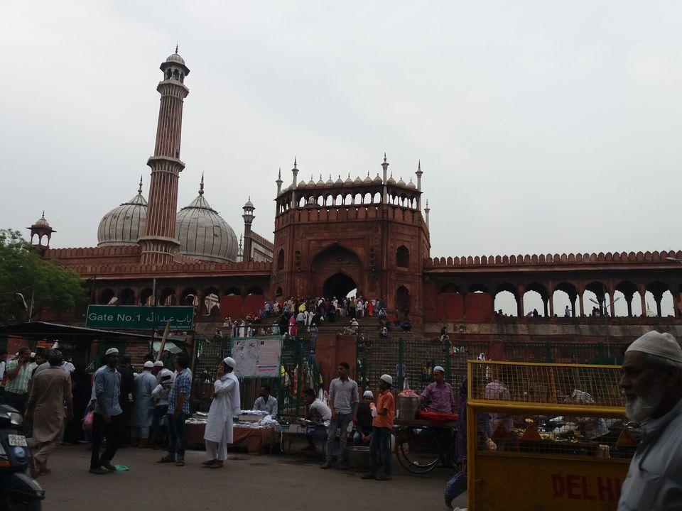 Photos of A Food Walk Through the Alleys of Delhi 6 1/1 by Arpita Mukherjee