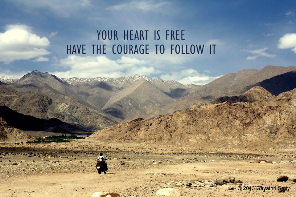 Photos of You Should Know These Things Before Travelling to Ladakh 1/1 by Arpita Mukherjee