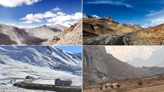 Photos of 7 Not-So-Popular Motorable Mountain Passes in India for Adrenaline Junkies 1/1 by Arpita Mukherjee
