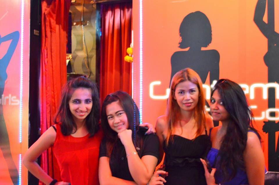 bangkok pattaya girls