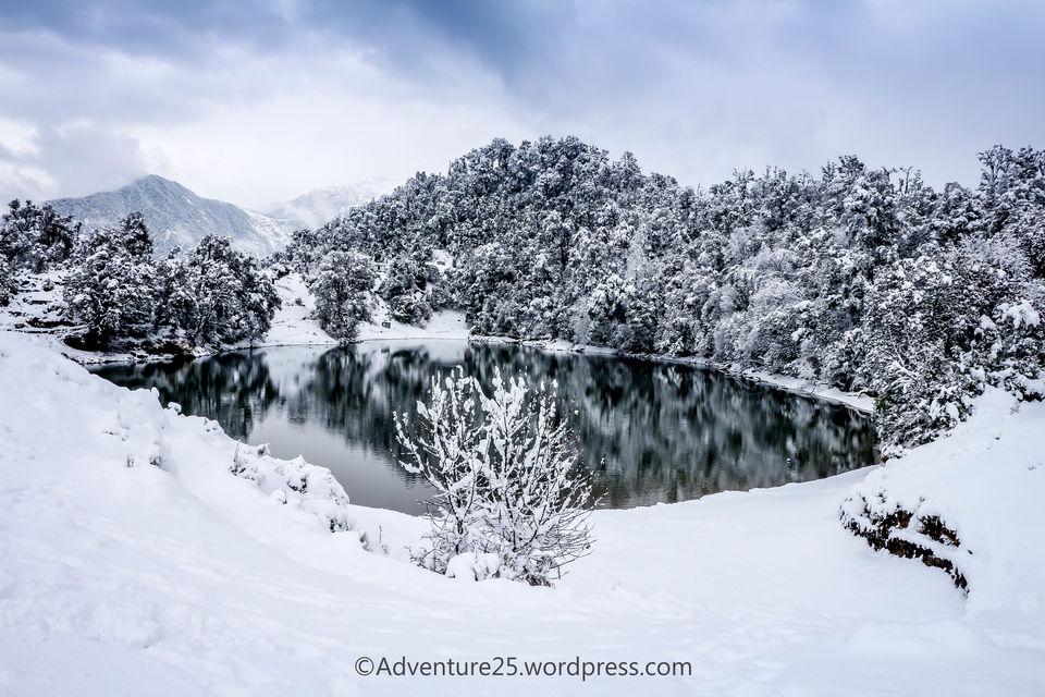 Photos of Deoriatal - My First Snow Trek 1/1 by Nidhi