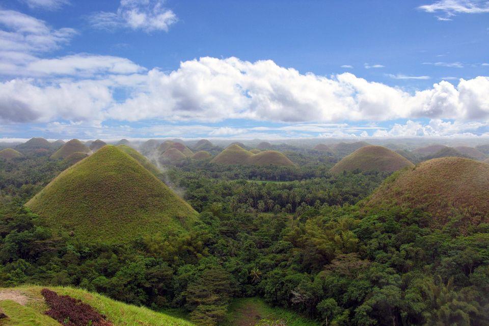 Pulau Bohol, Filipina