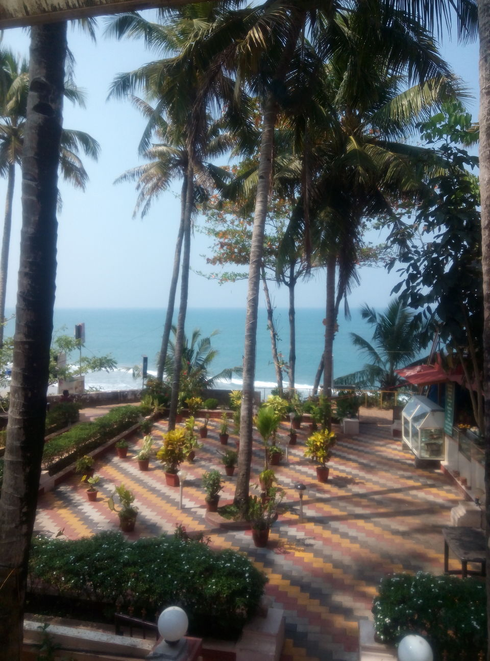 Varkala - the perfect destination for relaxation