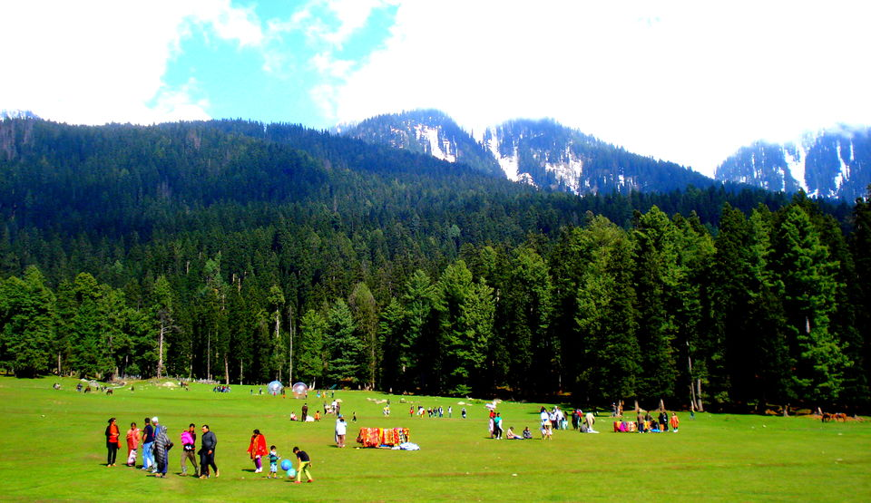 Baisaran Mini Switzerland Of India In Kashmir Tripoto