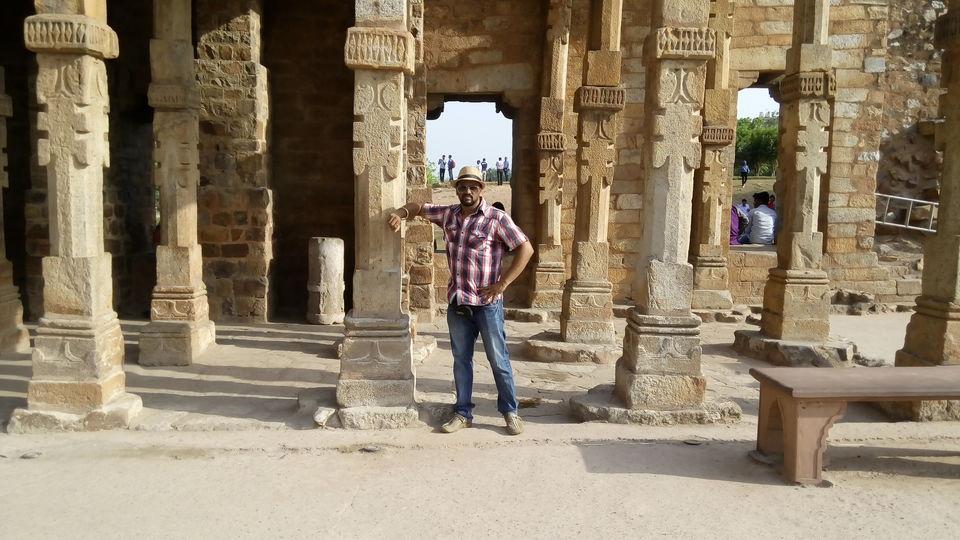 Delhi Tour Red Fort Lotus Temple India Gate Qutub Minar