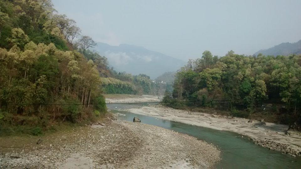 White background @ Sikkim