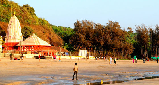 Top 5 holiday beaches of India
