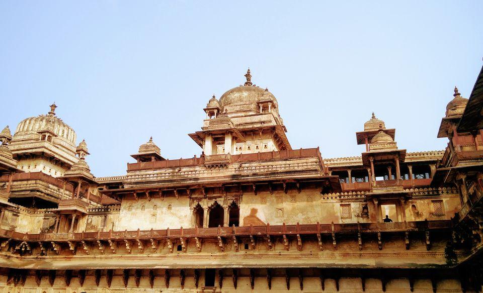 Photos of Twining in Jhansi, Orchcha & Khajuraho :) 1/1 by Yamini Singh