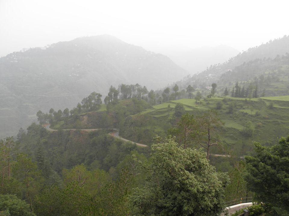 Himalayan Nature Park Kufri Himachal Pradesh
