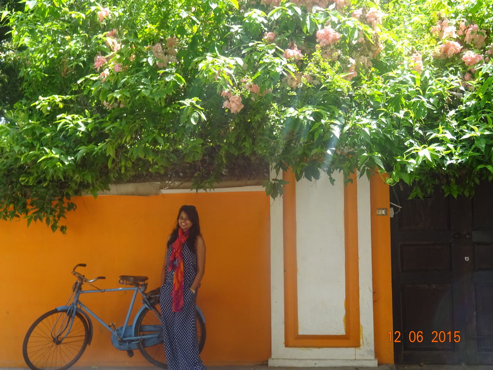 Photo of White Town, Pondicherry, Puducherry, India by Nikita Mathur