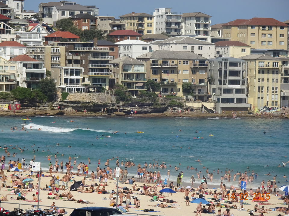 Photo of Bondi Beach, New South Wales, Australia by Nikita Mathur