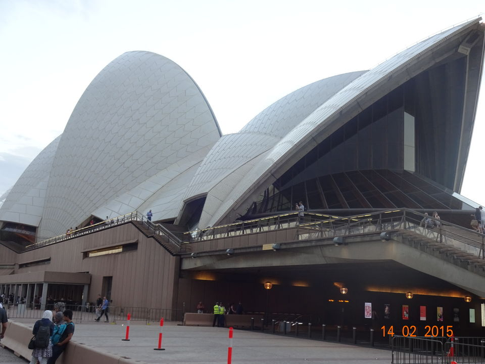 Photo of Sydney Opera House, Sydney, New South Wales, Australia by Nikita Mathur