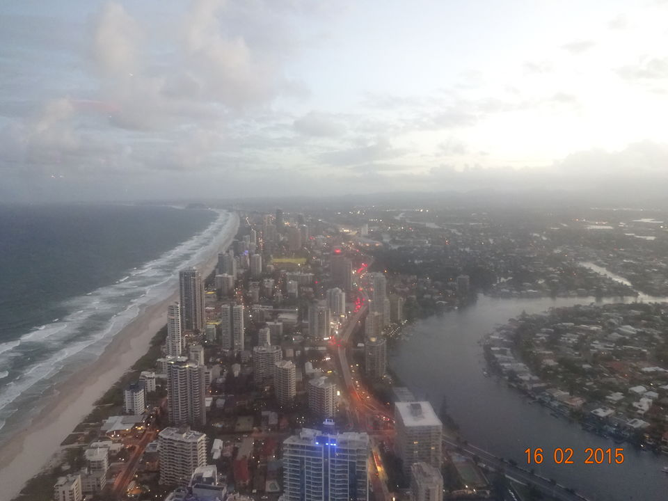 Photo of SkyPoint Observation Deck, Hamilton Avenue, Gold Coast, Queensland, Australia by Nikita Mathur