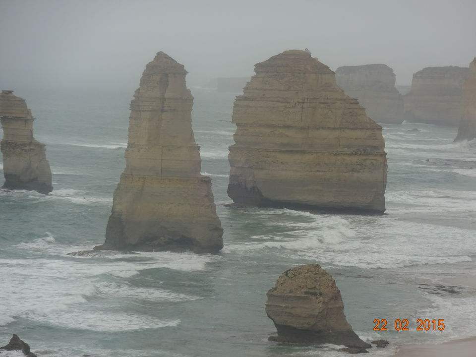 Photo of Twelve Apostles, Princetown, Victoria, Australia by Nikita Mathur