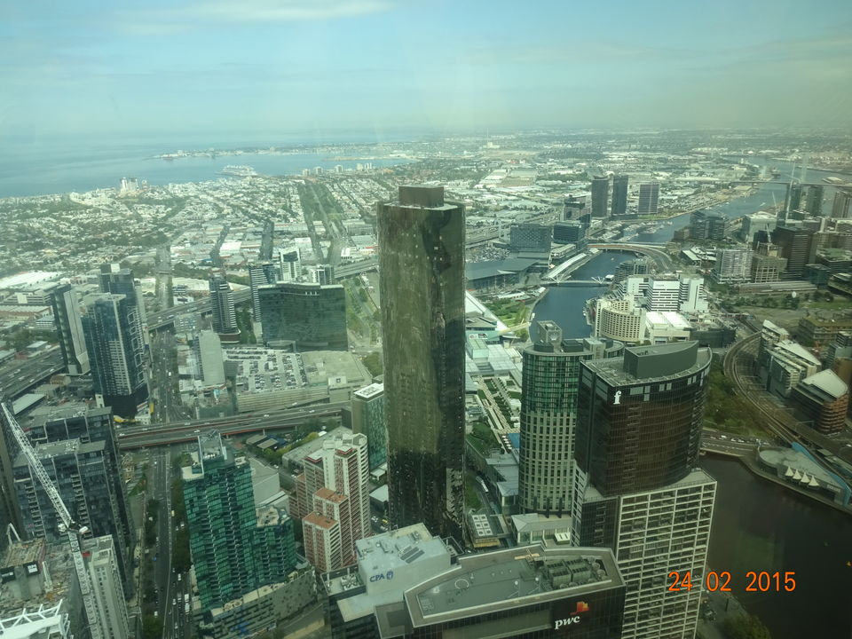 Photo of Eureka Skydeck 88, Riverside Quay, Southbank, Victoria, Australia by Nikita Mathur