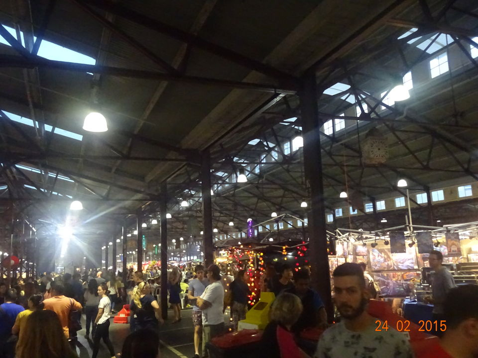 Photo of The Night Market, Queen Street, Melbourne, Victoria, Australia by Nikita Mathur