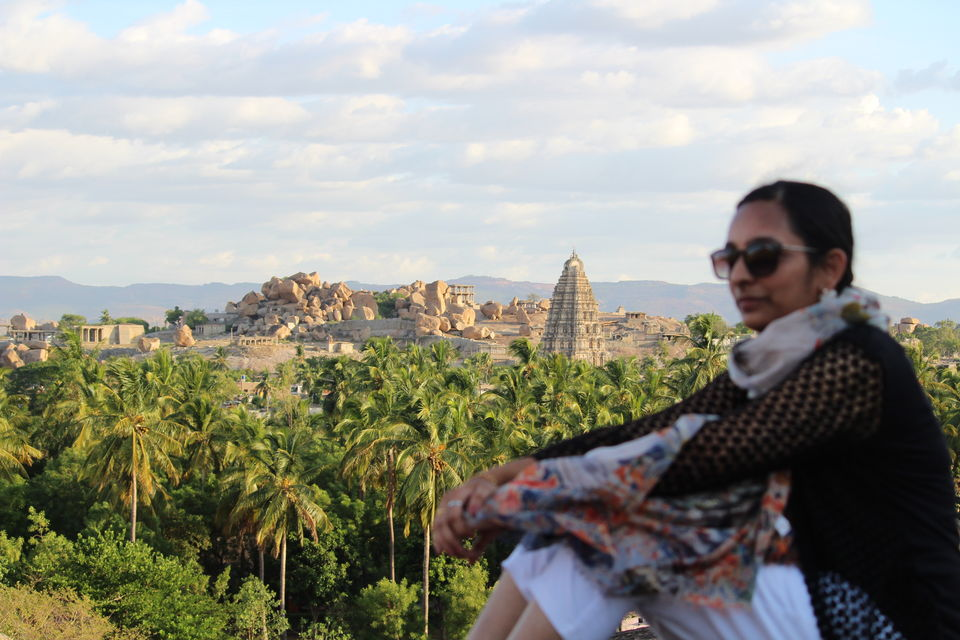 Photos of Hampi - Land of Ruins and culture 1/1 by Swetha Sharma