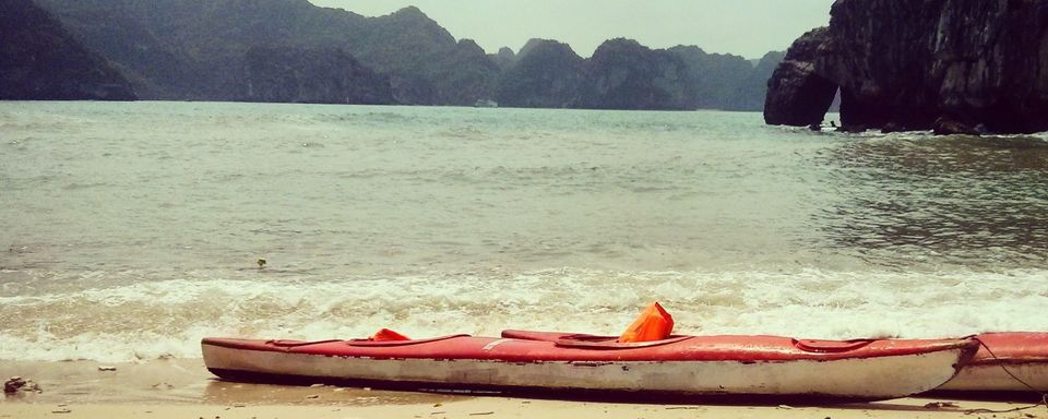 Cat Ba Island – A lucky find