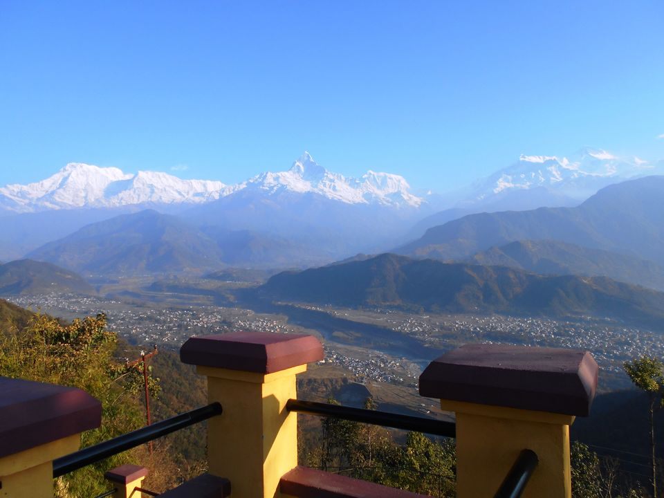 Photos of Amazing Himalaya from Pokhara 1/1 by febbyto