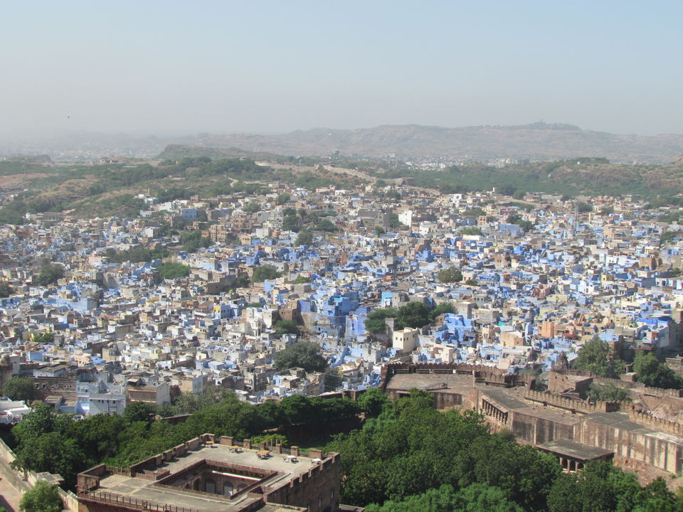 Photos of Blue City 1/24 by Prahlad Raj