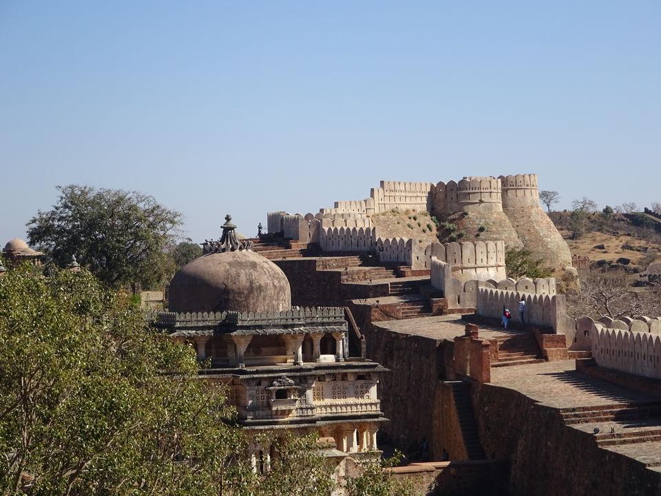 Photos of Kumbalgarh Fort 1/11 by Prahlad Raj