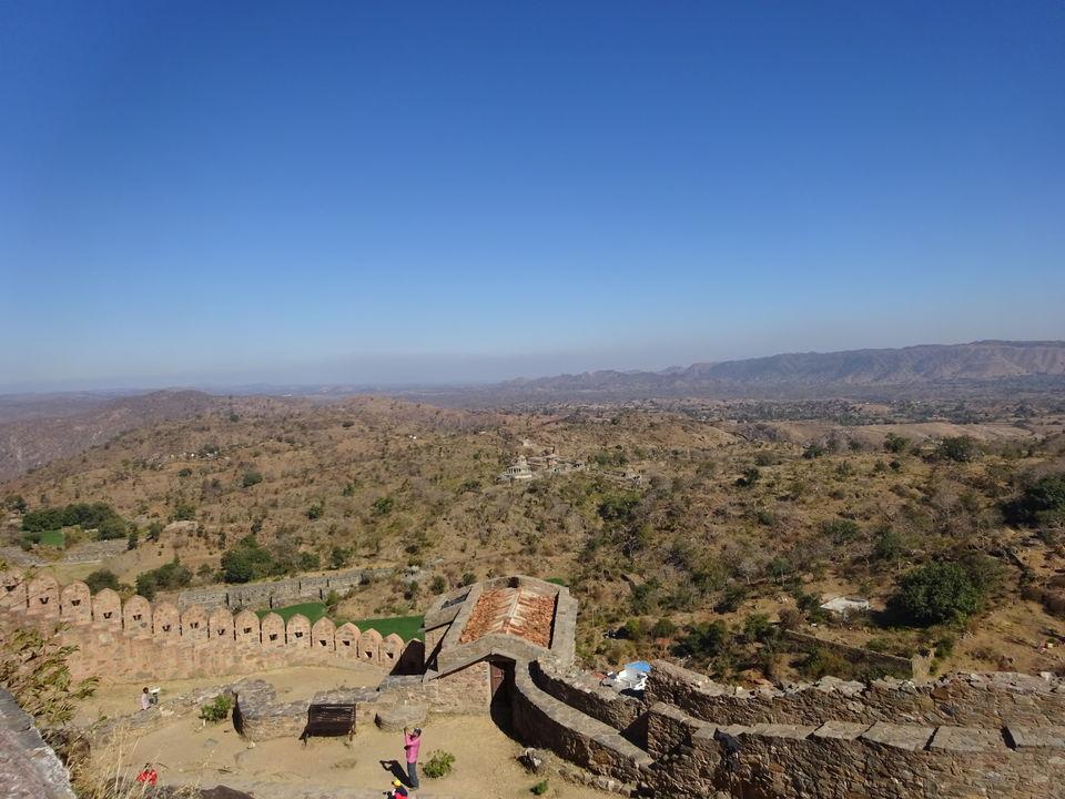 Photos of Kumbalgarh Fort 6/11 by Prahlad Raj