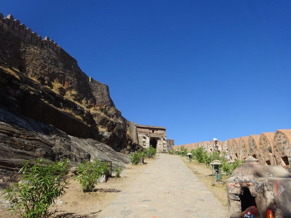 Photos of Kumbalgarh Fort 5/11 by Prahlad Raj
