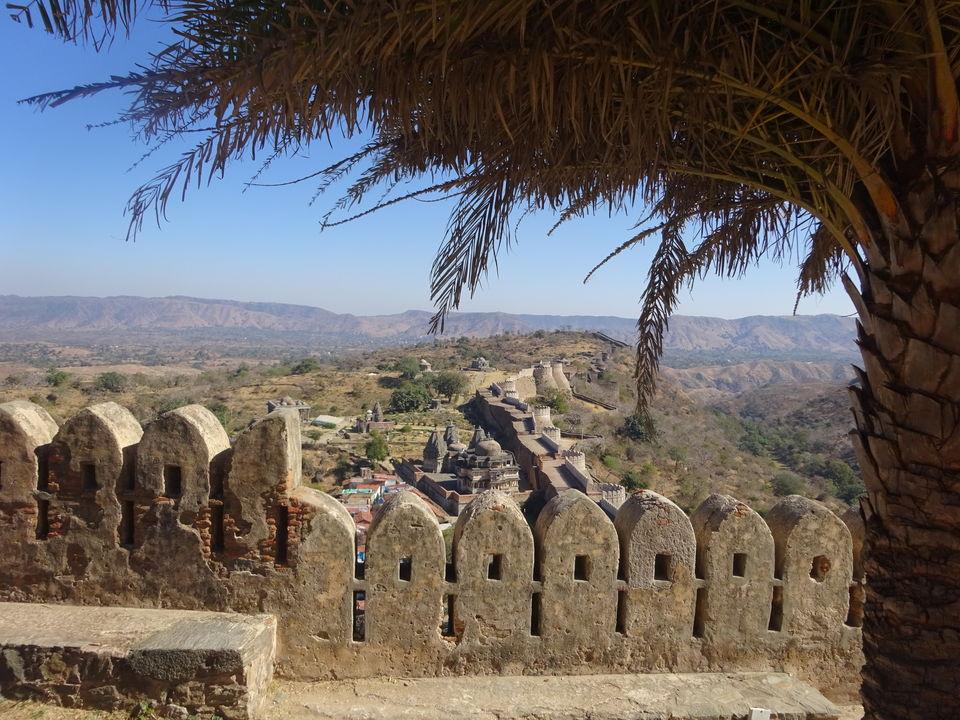 Photos of Kumbalgarh Fort 7/11 by Prahlad Raj