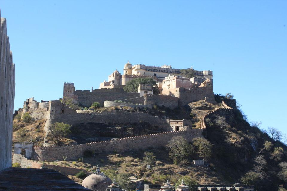 Photos of Kumbalgarh Fort 10/11 by Prahlad Raj