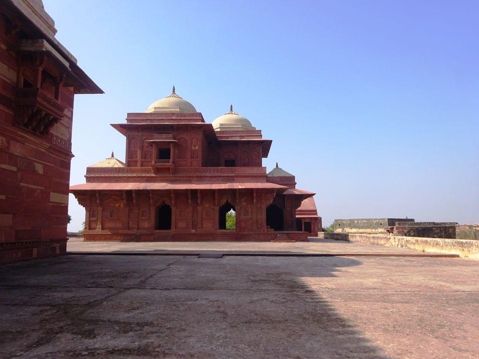 Photos of Fatehpur Sikri, Uttar Pradesh, India 2/3 by Prahlad Raj