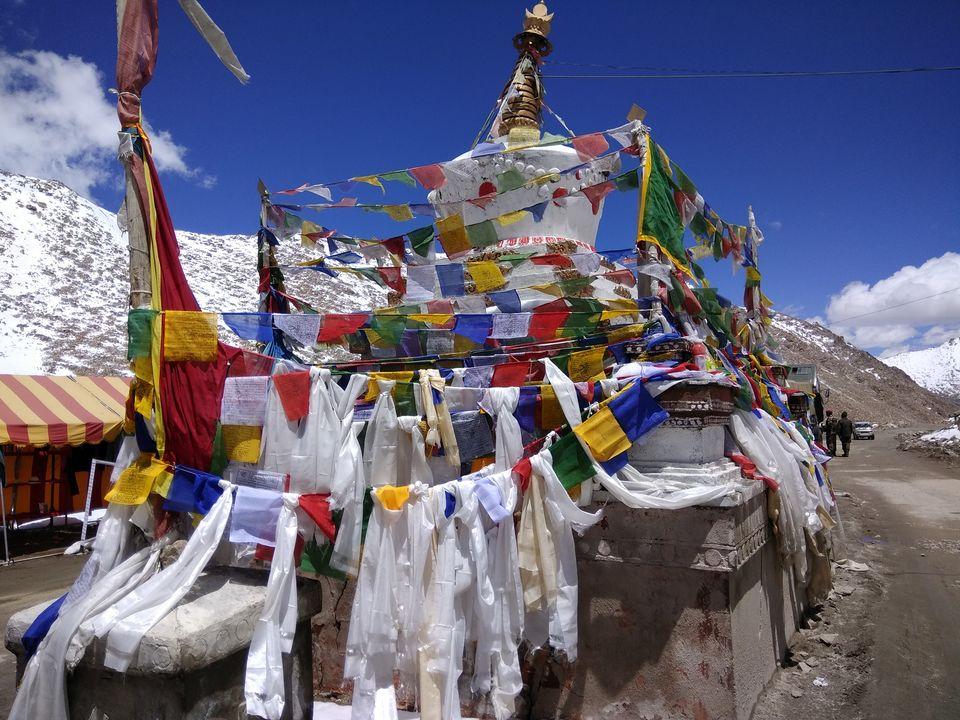 Photos of 17 Days Ladakh Roadtrip from Mumbai 71/74 by Prahlad Raj