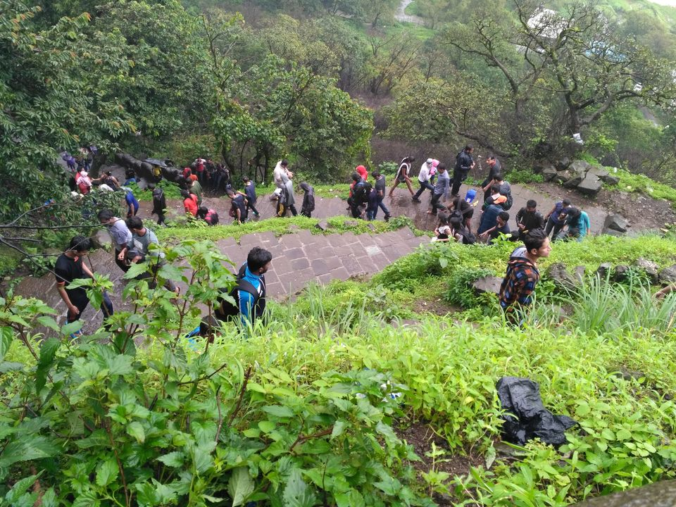Photos of Lohagad Monsoon Trek - A must do! 17/17 by Prahlad Raj