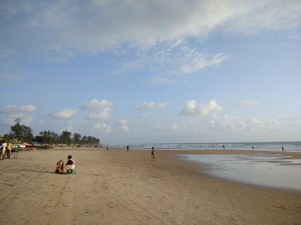 Photos of Arambol Beach, Arambol, Goa, India 2/3 by Prahlad Raj