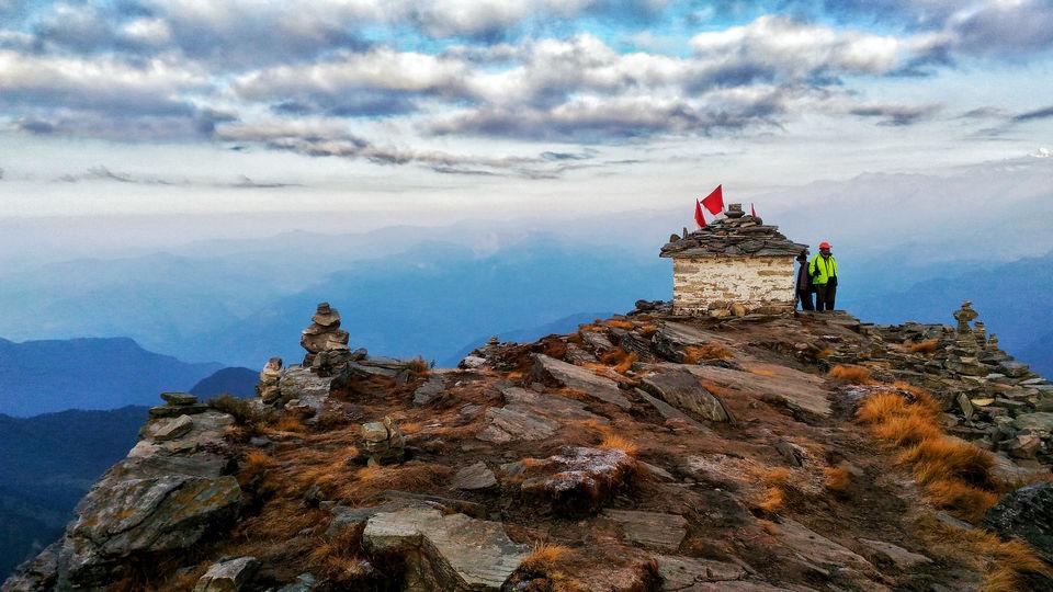 Photos of Take a Hike- DeoriaTal to Chandrashila #TripotoTakeMeToHimalayas 1/1 by shivangi jain