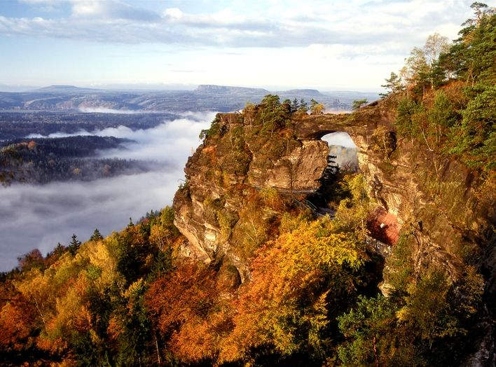 National Park Bohemian Switzerland