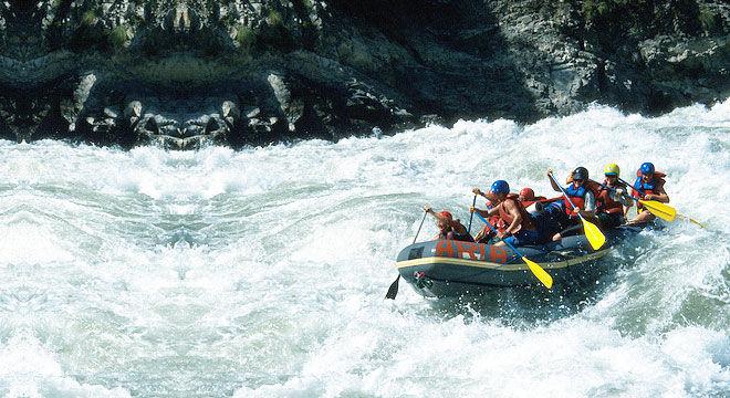 Photos of White river rafting 1/10 by Rashika