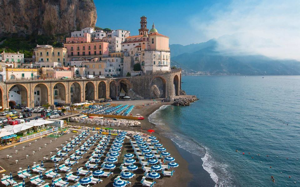 10 лучших пляжных курортов Италии