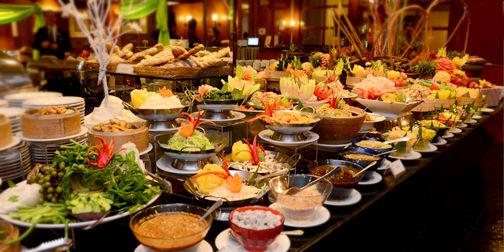Best Buffet Restaurants In Hyderabad