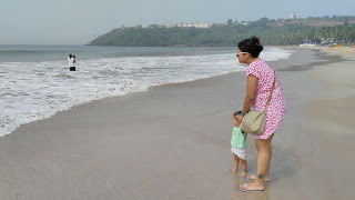 3 Days Trip to Goa with a 1 Year Old.