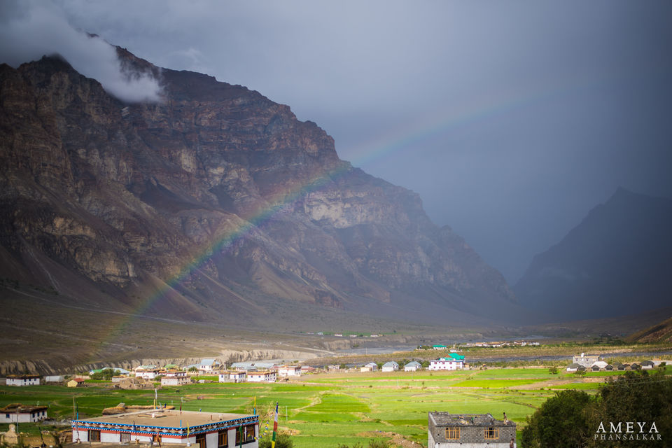 Photo of Losar, Himachal Pradesh, India by Leena S.