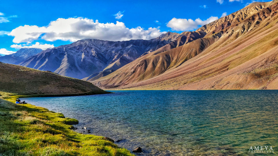 Photo of Chandra Taal, Himachal Pradesh by Leena S.