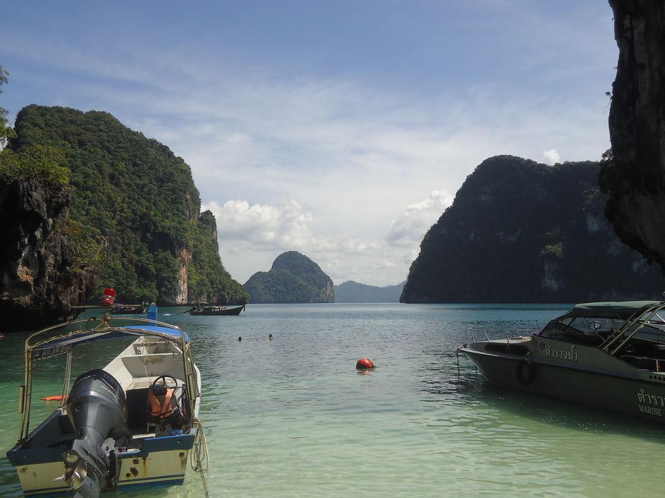 Photo of From Island Hopping To Jungle Trekking To City Wayfaring: My Krabi And Singapore In 7 Days 11/29 by Ipshita