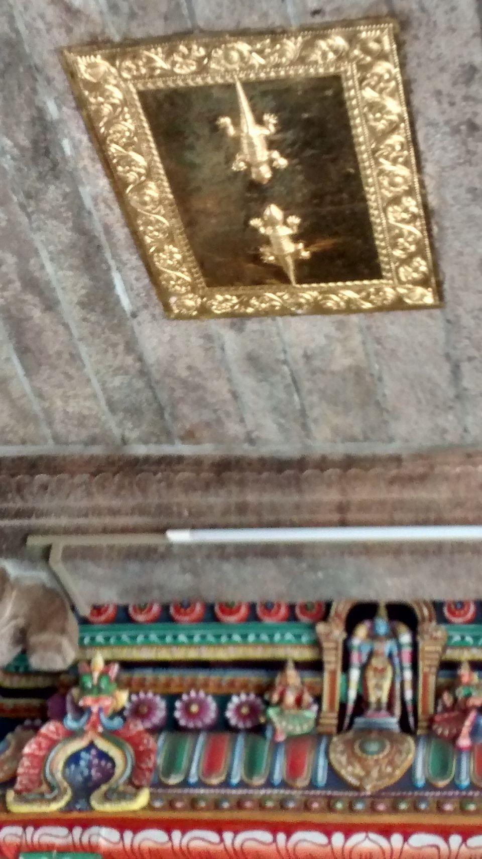 Temples Calling - Karur and Srirangam - Tripoto