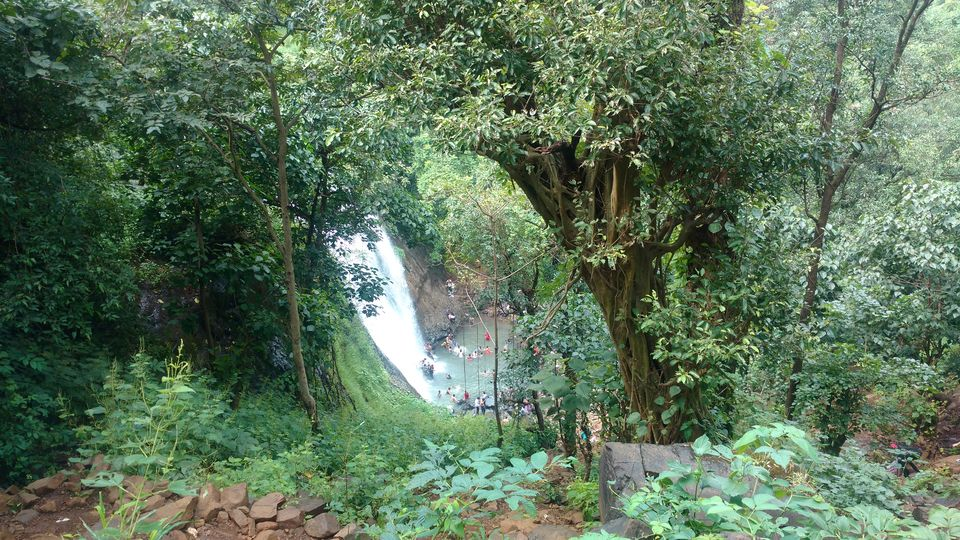 Photos of This Shimmering Waterfall Near Mumbai Should Be Your Next Weekend Getaway 1/1 by MissDoLittle a.k.a Khushbu Jhaveri