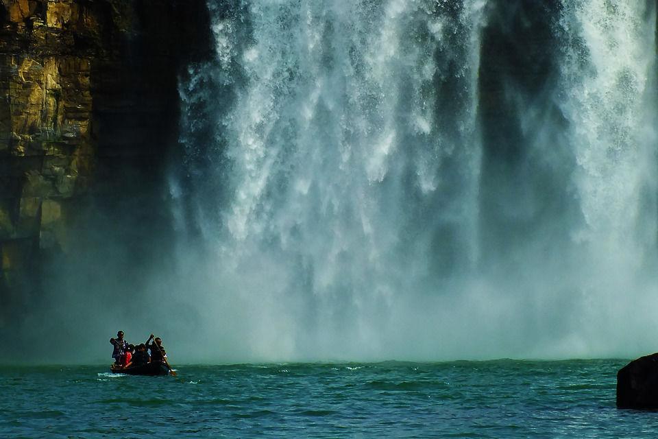 chitrakoot waterfall