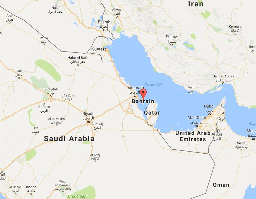 Bahrain Itinerary Details Tripoto - Where is bahrain