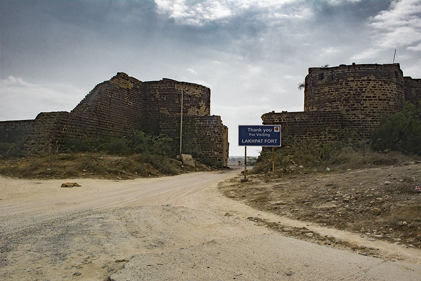 Lakhpat: The Ghost Town Of Gujarat