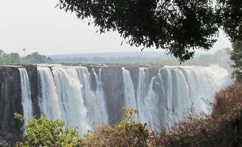 Smoke, Thunder and the Victoria Falls