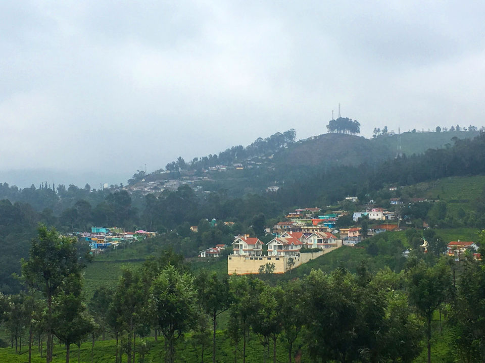 5 Touristy things to do in Coonoor