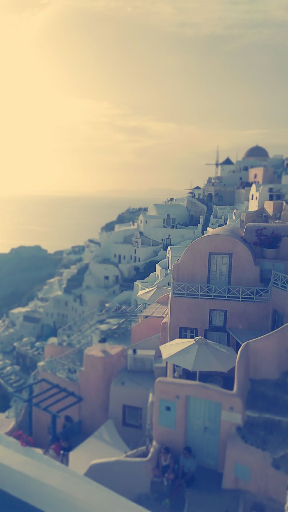 Photo of What a beauty! - Oia Village by Swati Singh